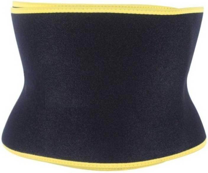 16e8251ff63 Deepak Hot shapers AUYT word set of beautifying build to protect the waist  belt XXL Slimming Belt (Black)
