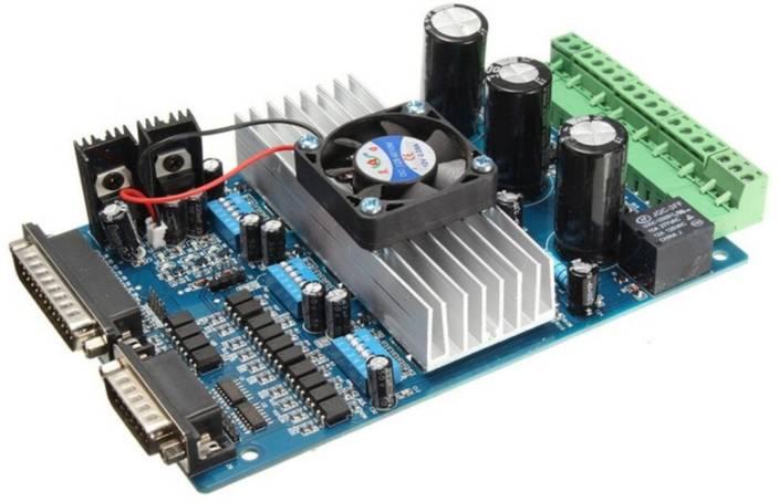 Robodo TB6560 CNC 3 Axis Stepper Motor Driver Controller