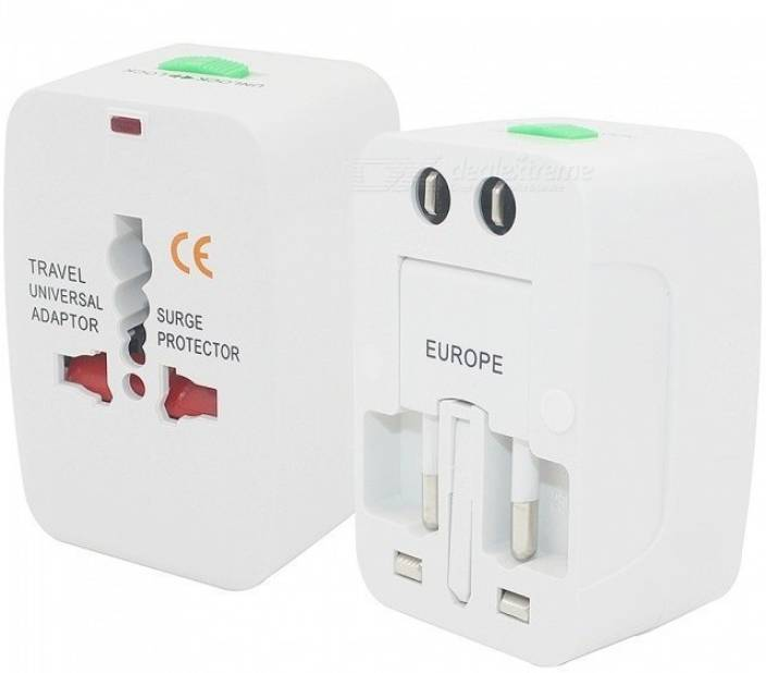 e12269d21ed61 electrobee All in one Universal International travel Adapter ...