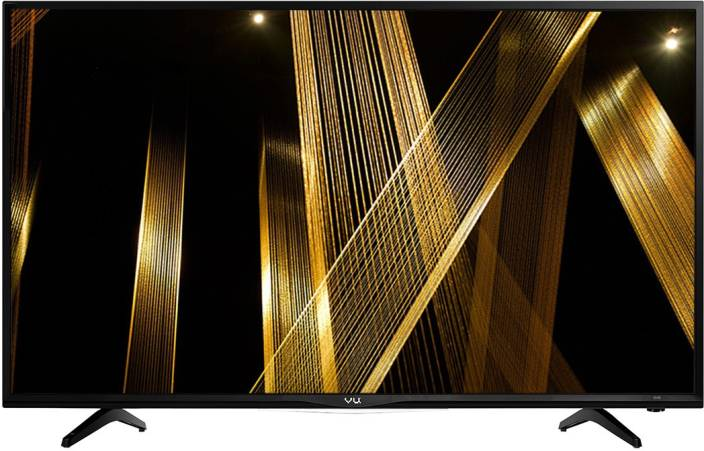 1f1de5ff656 Vu 102cm (40 inch) Full HD LED Smart TV Online at best Prices In India