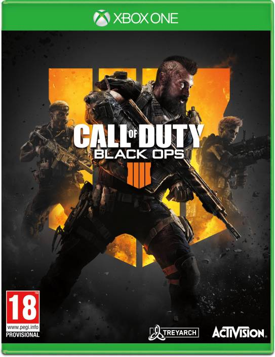 Call Of Duty Black Ops 4 Price In India Buy Call Of Duty Black