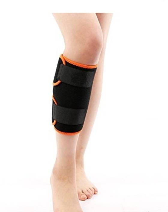 AGE CARE Calf Brace Compression Sleeve Support for Calf Muscle Pulls, Calf Sleeve splint Guards for Running, Sports ...