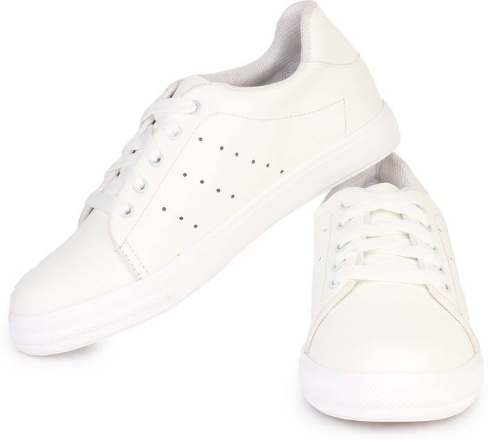 D Sneakerz Womens And Girls Synthetic Leather Casual Partywear