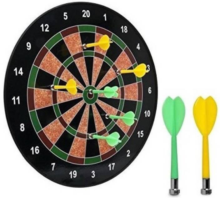 Civil Magnetic Dart Board Game With 6 Darts Board Game Board Game
