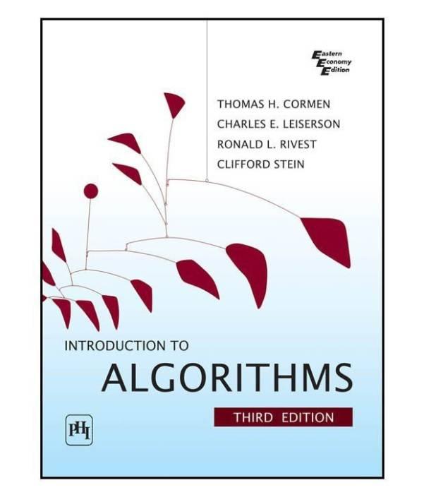 Introduction To Algorithms 3/e