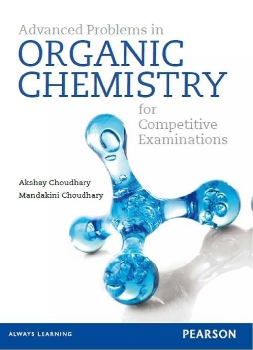 Advanced Problems in Organic Chemistry for Competitive Examinations 1st  Edition