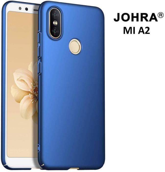 932179c24fa Johra Back Cover for Xiaomi Mi Redmi A2