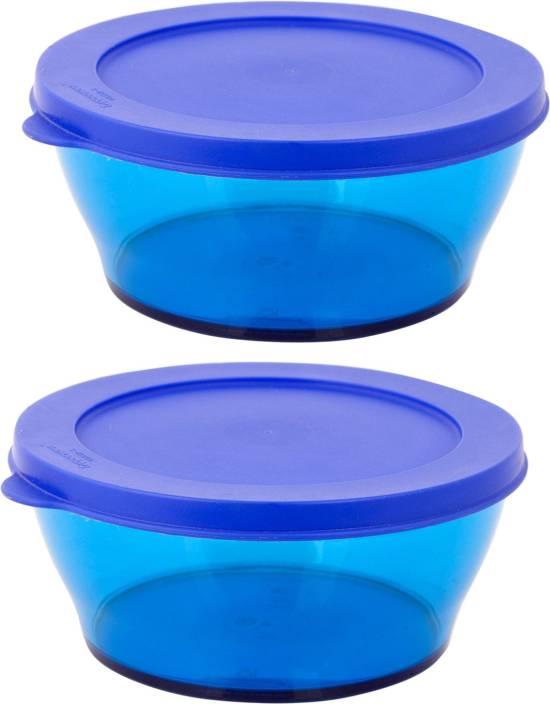 Tupperware MicroWave Safe & Freezer Safe , Pack of 2 , Each