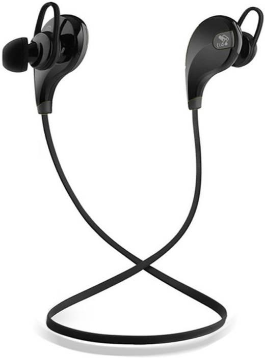 73a0c3a7762 BUY SURETY Wireless Bluetooth Earphones Headphones Handfree In-Ear Sports  earbuds   CVC 6.0 Noise Cancelling ...