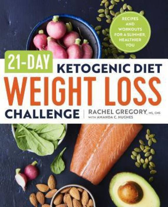 21-Day Ketogenic Diet Weight Loss Challenge: Buy 21-Day