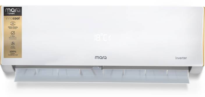 flipkart com buy marq by flipkart 1 5 ton 3 star inverter ac