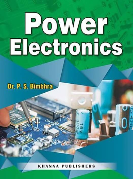 Power Electronics PB: Buy Power Electronics PB by P  S  Bimbhra at