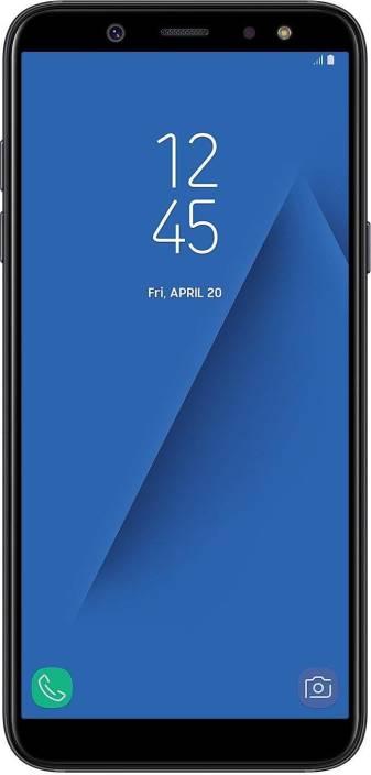 Samsung Galaxy A6 (Black, 32 GB)