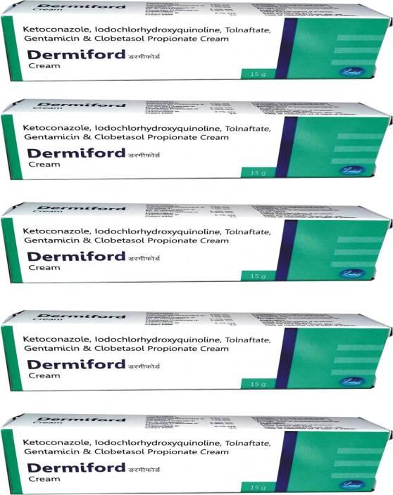 Dermiford SKIN CREAM 5 PACK