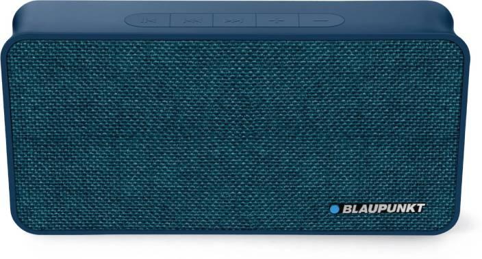 bf8cd74d0c1 Buy Blaupunkt BT-100 BL 12 W Bluetooth Speaker Online from Flipkart.com