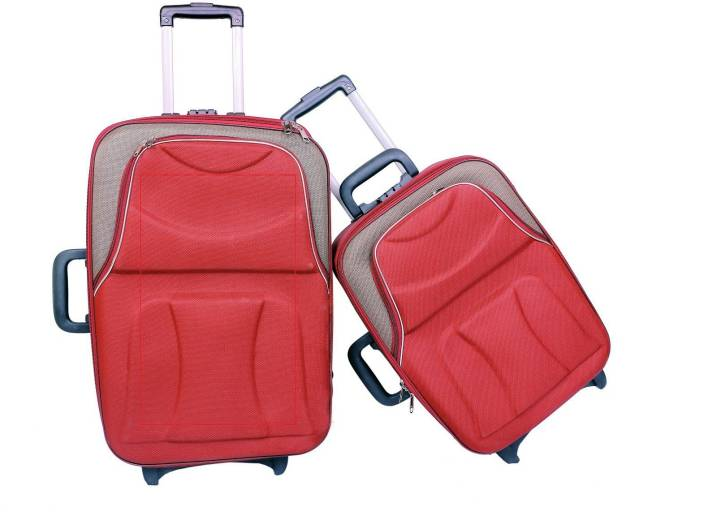 Nuremberg Suitcase Trolley Travel Bag Check-in Luggage - 24 inch