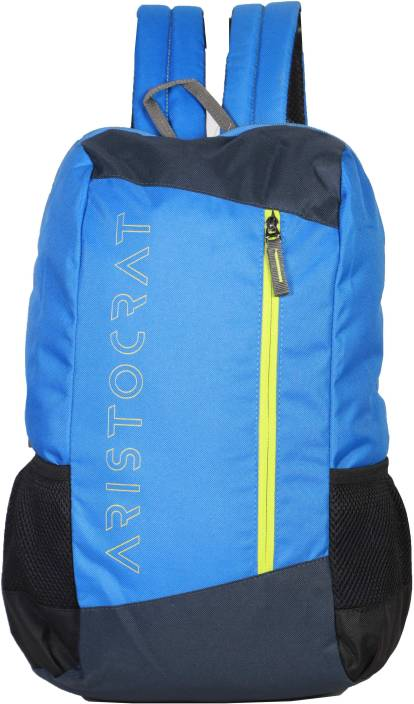 Aristocrat Z2 Backpack (Blue) 22 L Backpack Blue - Price in India ... c6bc4076e6f35