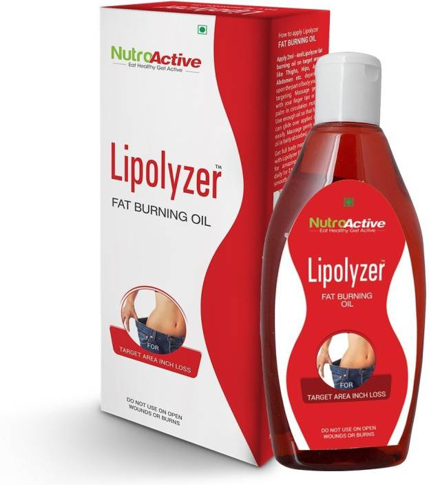 09eaf0ba3c1 NutroActive Lipolyzer Fat Burning Oil