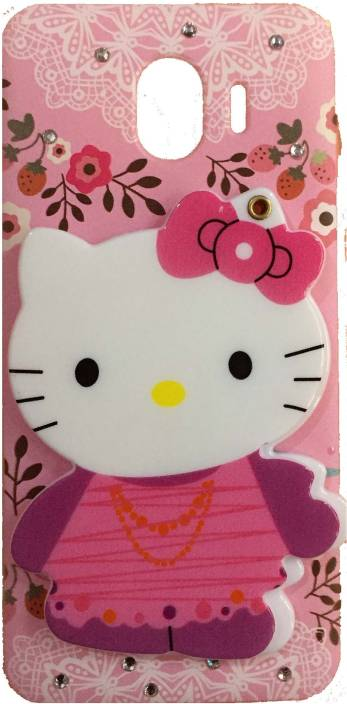 6616a64bf Dream2Cool Back Cover for Mirror Hello Kitty Special Girl's Designer Back  Case Cover for Samsung j4-Multicolour (Multicolor, Shock Proof, Flexible  Case)