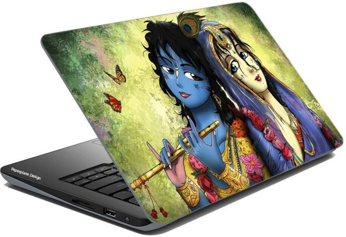 RADANYA Laptop Skin Stickers,Fits for All Models Upto 15.6 inches,HD Quality Laptop Skin Decal Vinyl Sticker