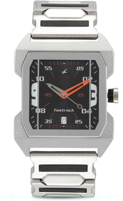0f020c7112a1d0 Fastrack NG1474SM02 Party Watch - For Men - Buy Fastrack NG1474SM02 Party  Watch - For Men NG1474SM02 Online at Best Prices in India
