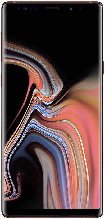 Samsung Galaxy Note 9 (Metallic Copper, 128 GB)