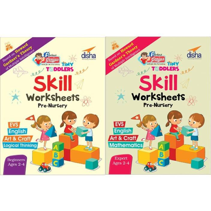 Perfect Genius Tiny Toddlers Skill Based Worksheets For Pre Nursery