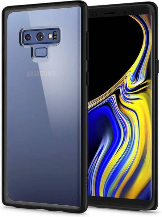 huge selection of fe0dd c39b7 Spigen Back Cover for Samsung Galaxy Note 9