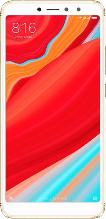 Redmi Y2 (Gold, 64 GB)