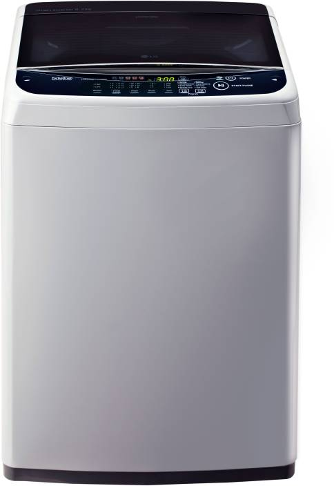 LG 6.2 kg Fully Automatic Top Load Washing Machine Silver, Blue