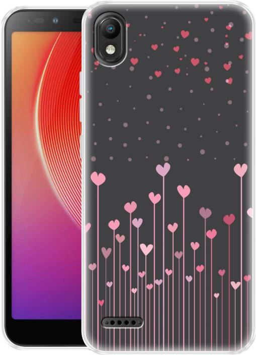 new concept 58afe 5f1ef Flipkart SmartBuy Back Cover for Infinix Smart 2