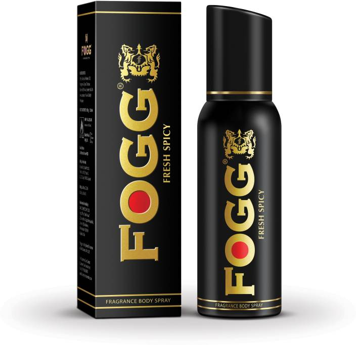 Fogg Fresh Spicy Body Spray For Men Price In India Buy Fogg