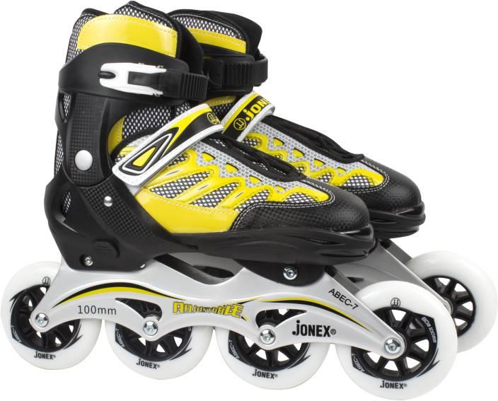 41dd7fb8e2a JJ Jonex New speed inline skate 178 with skate bag, wheel size 100MM, Large