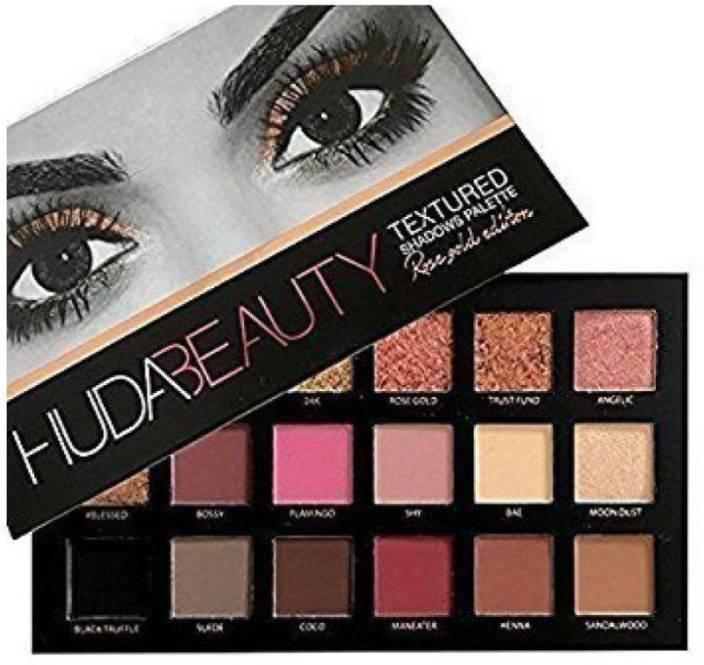 Huda Beauty Rose Gold Edition Eyeshadow Palette 18 Shades 5 Ml