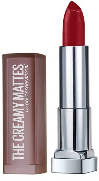 563ce6adbc7 Maybelline Color Sensational Creamy Matte - Price in India, Buy ...
