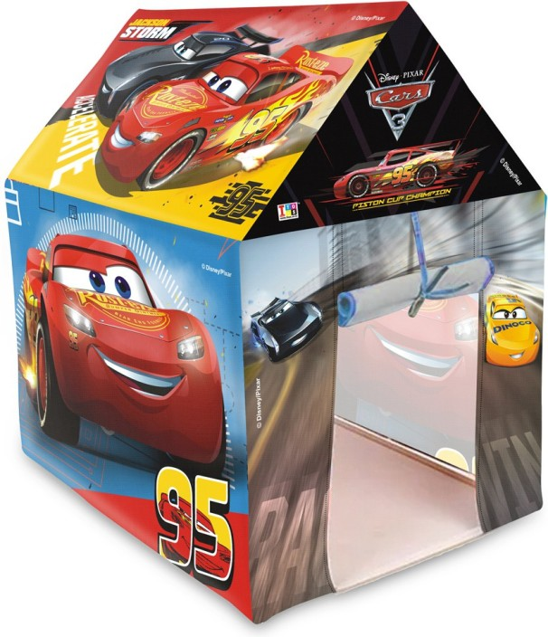 Disney Pixar Car Kids Tent house (Multicolor)  sc 1 st  Flipkart & Disney Pixar Car Kids Tent house - Pixar Car Kids Tent house . Buy ...