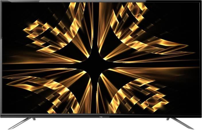 cb2fadd3fc6f6 Vu Official Android 165cm (65 inch) Ultra HD (4K) LED Smart TV  (VU S OAUHD65)
