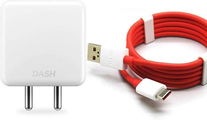 SAFA OnePlus Dash Charger For OnePlus 5T / OnePlus 5 / OnePlus 3T / OnePlus  3 Mobile Charger