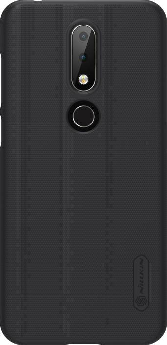 the best attitude 7c579 85cd6 Nillkin Back Cover for Nokia 6.1 Plus, Nokia 6.1 Plus