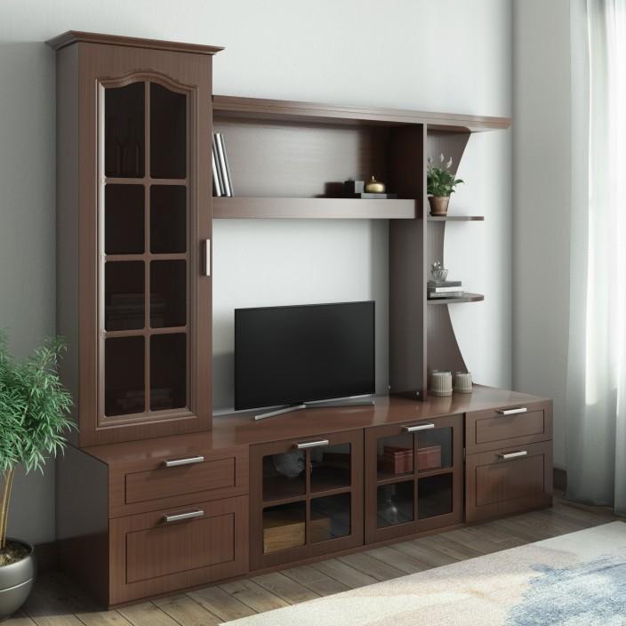 hometown mandrin wallunit engineered wood tv entertainment unit rh flipkart com wenge wall hung vanity unit
