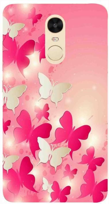Yoozoo Back Cover for Mi Redmi Note 4 (Multicolor, Waterproof, Rubber)