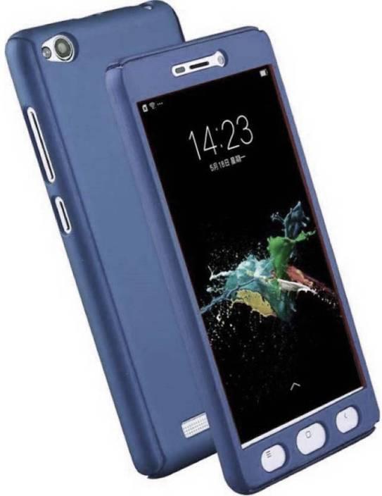 buy popular 83005 0d2bd Coverage Front & Back Case for Mi Redmi Y1