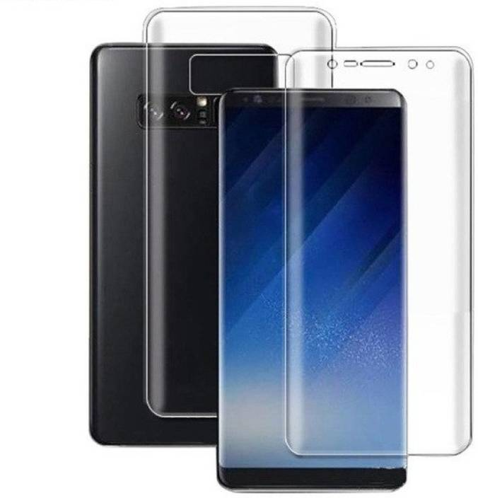 free shipping b4030 98ebc Octric Front and Back Tempered Glass for Samsung Galaxy Note 9