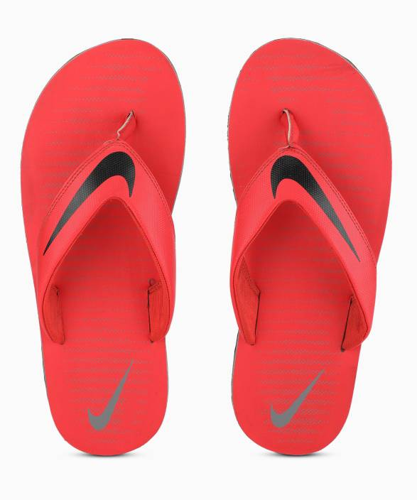 4c39cf3a1 Nike CHROMA THONG 5 Slippers - Buy MAX ORANGE   BLACK - COOL GREY Color Nike  CHROMA THONG 5 Slippers Online at Best Price - Shop Online for Footwears in  ...