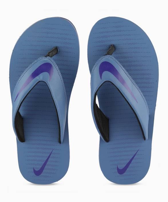f08bd49f3 Nike CHROMA THONG 5 Flip Flops - Buy BLUE MOON COURT PURPLE-BLACK ...