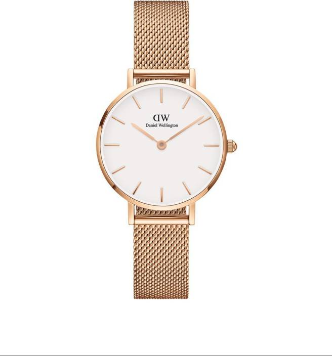 ddfe092c8a584 Daniel Wellington DW00100219 Classic Petite Watch - For Women - Buy Daniel  Wellington DW00100219 Classic Petite Watch - For Women DW00100219 Online at  Best ...