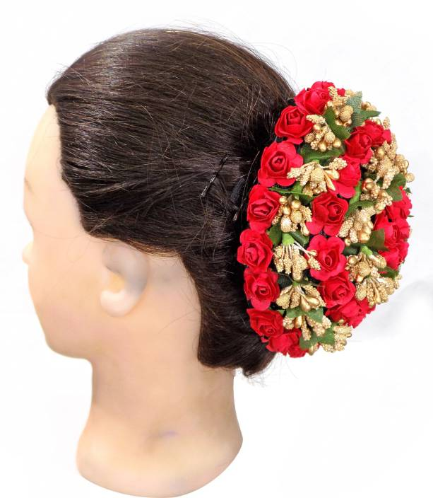 Incredible Majik Hair Accessories For Women Artificial Flowers Gajra For Schematic Wiring Diagrams Phreekkolirunnerswayorg
