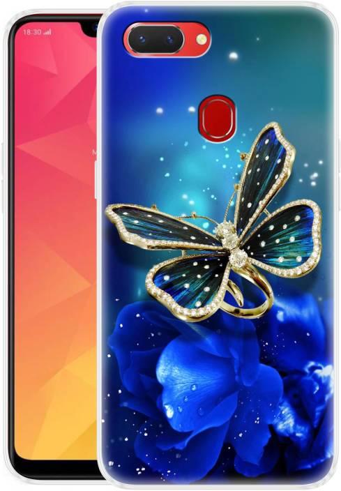 cheaper 15f83 65575 Flipkart SmartBuy Back Cover for Realme 2