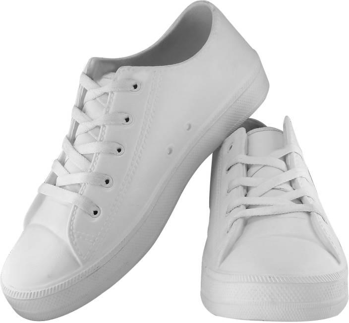 e6332c80b4204 Zapatoz White Tennis Eva Casual Shoes for Men   Boy s Sneakers For Women  (White)