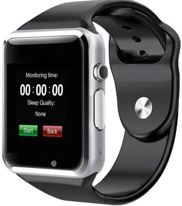 181113d1a CASVO Bluetooth phone Silver Smartwatch Price in India - Buy CASVO ...